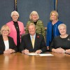 Mission Accomplished – Gov. Dalrymple Signs Dense Breast Notification Bill Into Law